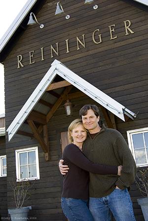 Photo of Chuck & Tracy Reininger