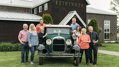 The Reininger & Tucker Family