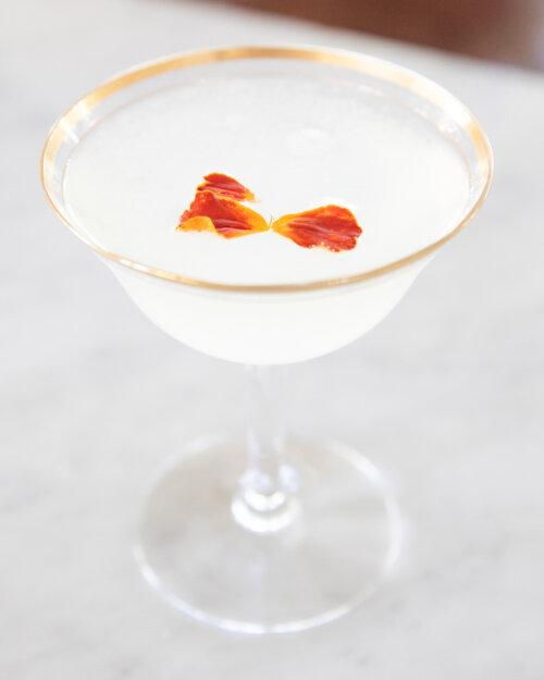 Bistro shirlee cocktail