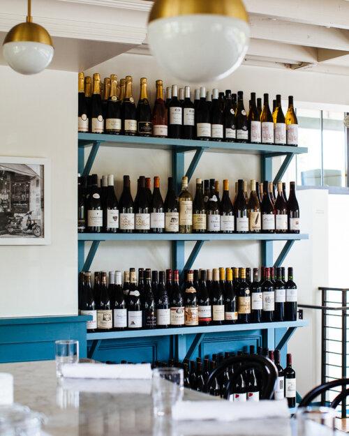Bistro shirlee wine bar